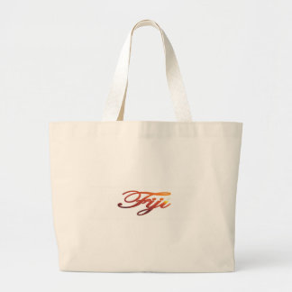 Fiji Jumbo Tote Bag