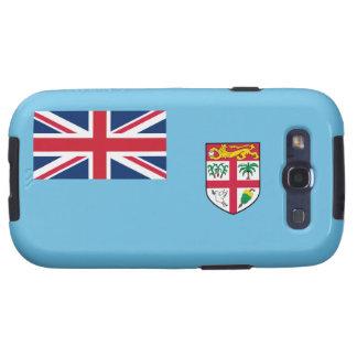 Fiji - bandera nacional del Fijian Galaxy SIII Coberturas