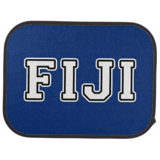 Fiji Car Floor Mat