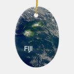 Fiji Christmas Ornament