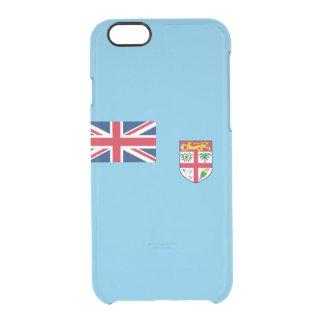 Fiji Clear iPhone Case