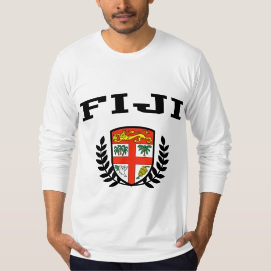 Fiji Coat of Arms T-Shirt