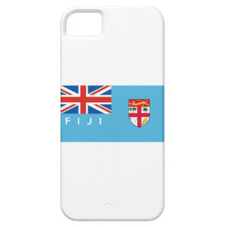 fiji country flag text name iPhone SE/5/5s case