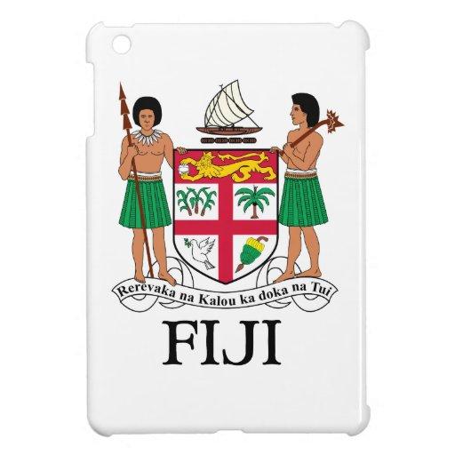 FIJI - emblem / flag / coat of arms / symbol iPad Mini Covers