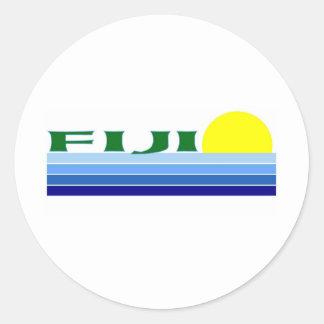 Fiji Etiquetas