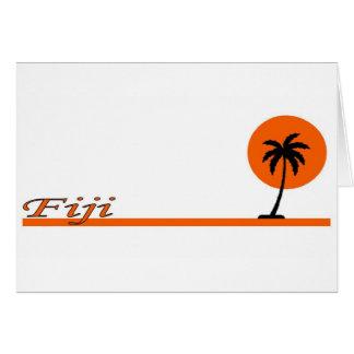 Fiji Felicitación