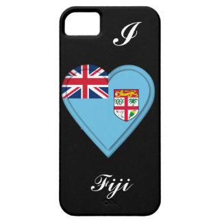 Fiji Fijian flag iPhone 5 Cases