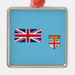 Fiji – Fijian National Flag Christmas Tree Ornaments
