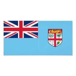 Fiji – Fijian National Flag Photo Print