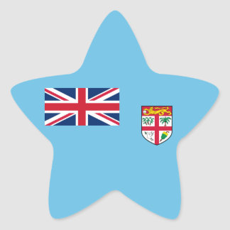 Fiji – Fijian National Flag Star Sticker