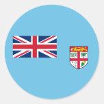Fiji – Fijian National Flag Stickers