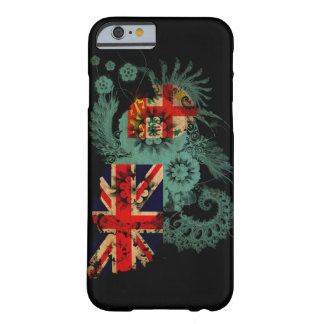 Fiji Flag Barely There iPhone 6 Case