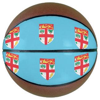 Fiji Flag Basketball
