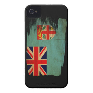 Fiji Flag Case-Mate iPhone 4 Case
