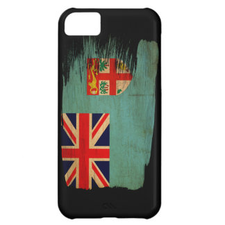 Fiji Flag Cover For iPhone 5C