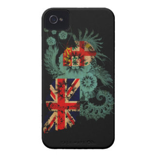 Fiji Flag iPhone 4 Case