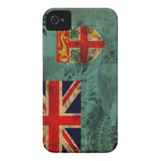 Fiji Flag iPhone 4 Cover