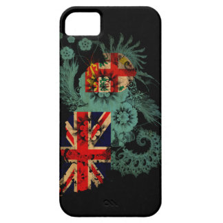 Fiji Flag iPhone 5 Case