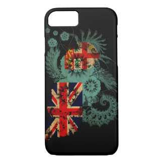 Fiji Flag iPhone 8/7 Case
