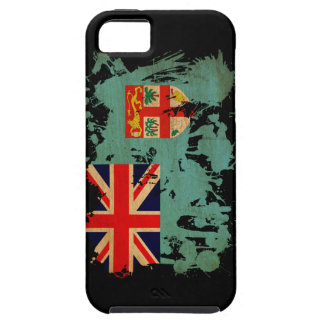 Fiji Flag iPhone SE/5/5s Case