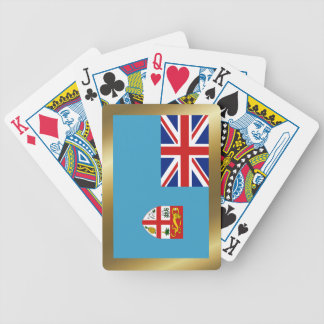 Fiji Flag Playing Cards