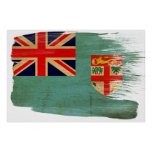 Fiji Flag Posters