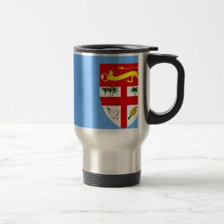 Fiji Flag Travel Mug