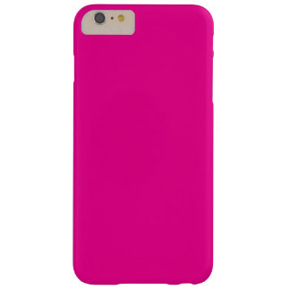 Fiji Fuchsia-Purple-Pink Magenta Tropical Romance Barely There iPhone 6 Plus Case