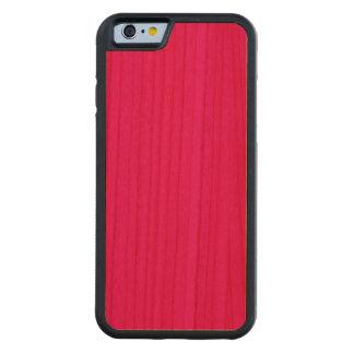 Fiji Fuchsia-Purple-Pink Magenta Tropical Romance Carved Cherry iPhone 6 Bumper Case