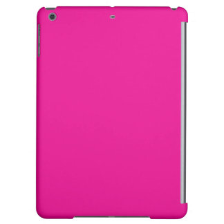 Fiji Fuchsia-Purple-Pink Magenta Tropical Romance Case For iPad Air