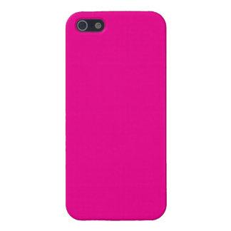 Fiji Fuchsia-Purple-Pink Magenta Tropical Romance Case For iPhone SE/5/5s