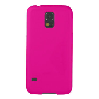 Fiji Fuchsia-Purple-Pink Magenta Tropical Romance Galaxy S5 Case