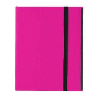 Fiji Fuchsia-Purple-Pink Magenta Tropical Romance iPad Folio Case
