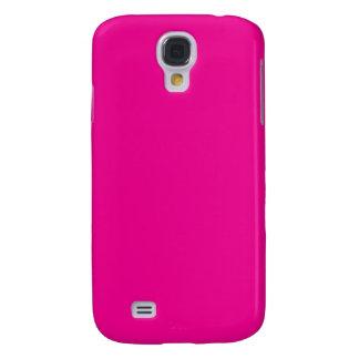 Fiji Fuchsia-Purple-Pink Magenta Tropical Romance Samsung Galaxy S4 Cover