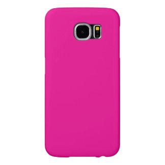 Fiji Fuchsia-Purple-Pink Magenta Tropical Romance Samsung Galaxy S6 Case