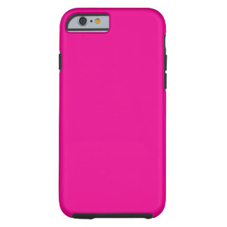 Fiji Fuchsia-Purple-Pink Magenta Tropical Romance Tough iPhone 6 Case