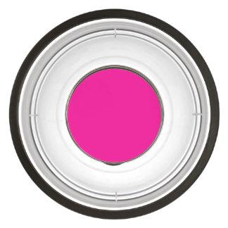 Fiji Fuchsia-Purple-Pink Magenta Tropical Romance Pet Bowl