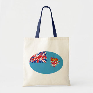 Fiji Gnarly Flag Bag