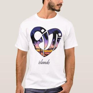 Fiji Island Sunset T-Shirt