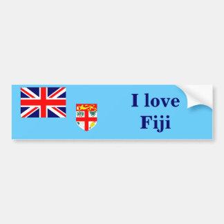 Fiji Islands Bumper Sticker