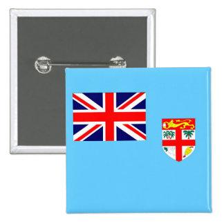 Fiji Islands Pinback Button
