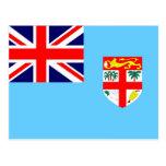 Fiji Islands Postcard