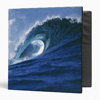 Fiji Islands, Tavarua, Cloudbreak. A wave 3 Ring Binders
