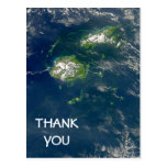 Fiji le agradece postal