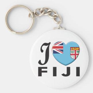 Fiji Love Key Chains