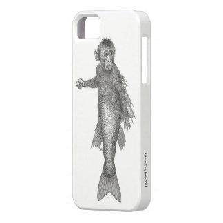 Fiji Mermaid iPhone 5 Cases