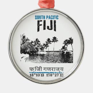 Fiji Metal Ornament