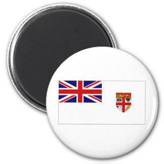 Fiji Naval Ensign 2 Inch Round Magnet