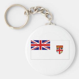 Fiji Naval Ensign Key Chains