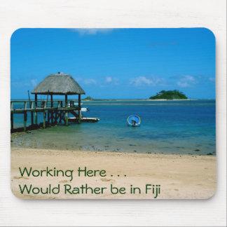 Fiji - Paradise Found on Malolo Island Mouse Pad